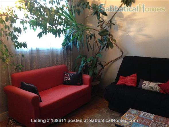 4 rooms appartment with 2 bedrooms nearby the bois de vincennes, bord de marne Home Rental in Maisons-Alfort, IDF, France 0