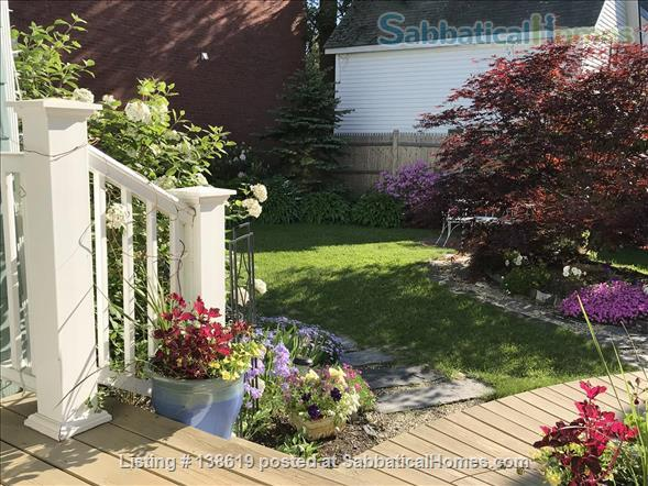 Bowdoin College Carriage Apartment Historic Brunswick Home Rental in Brunswick, Maine, United States 2