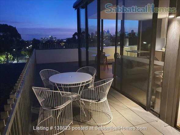 Affinity - Beautiful Views of Melbourne City Home Rental in Clifton Hill, VIC, Australia 3