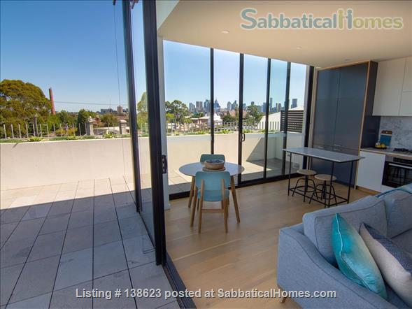 Affinity - Beautiful Views of Melbourne City Home Rental in Clifton Hill, VIC, Australia 5