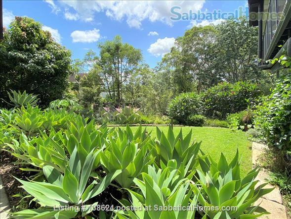 Urban Apartment Bush Retreat Home Rental in Bardon, Queensland, Australia 9