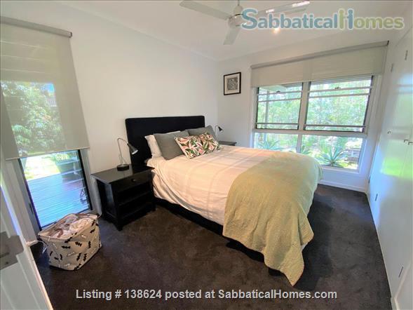 Urban Apartment Bush Retreat Home Rental in Bardon, Queensland, Australia 6