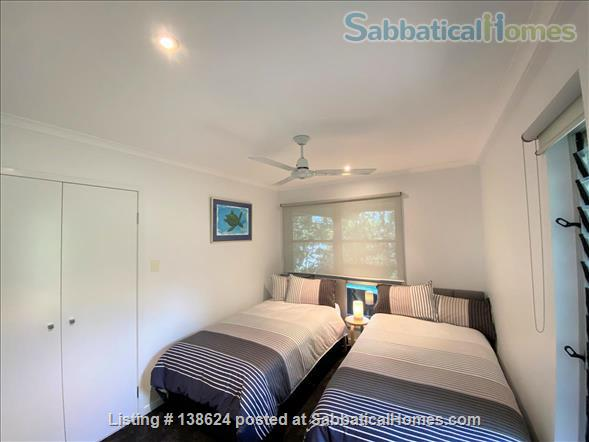 Urban Apartment Bush Retreat Home Rental in Bardon, Queensland, Australia 7