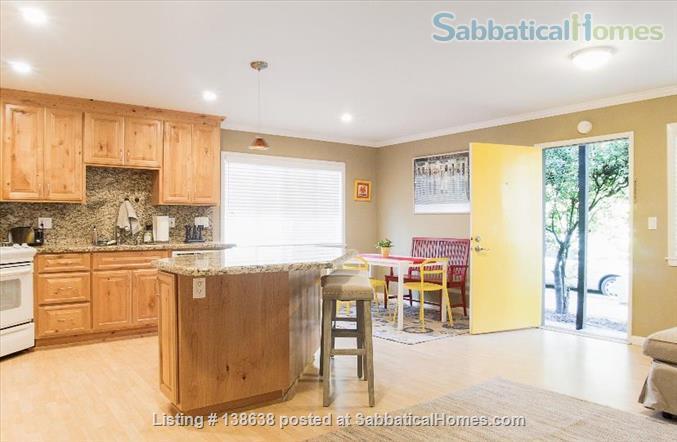 Palo Alto, Stanford, Downtown Prime Location, 2 bedroom/1 bath  Home Rental in Palo Alto, California, United States 1