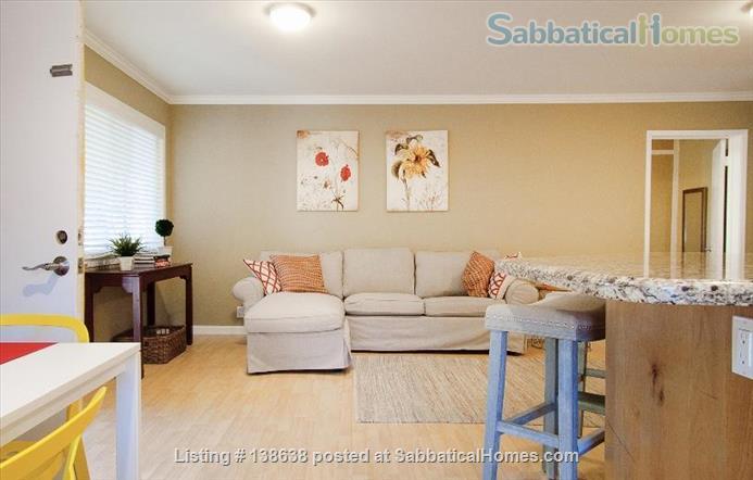 Palo Alto, Stanford, Downtown Prime Location, 2 bedroom/1 bath  Home Rental in Palo Alto, California, United States 6