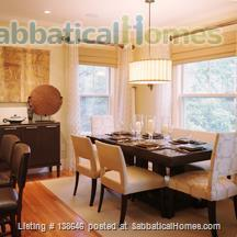 Gracious 3 Bedroom Home + Office, 10 minutes to Davis Square Home Rental in Somerville, Massachusetts, United States 0