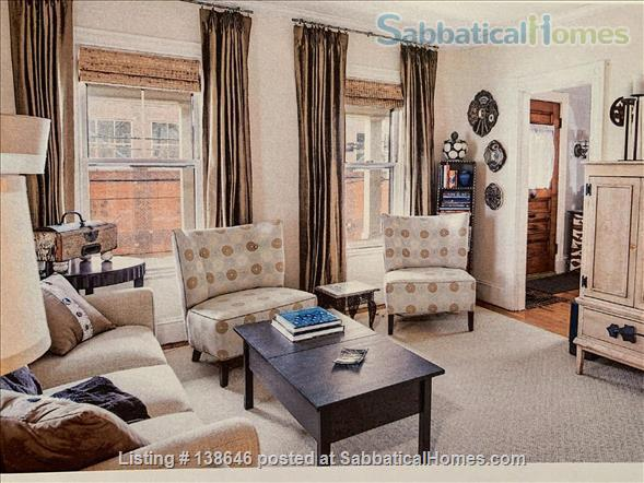 Gracious 3 Bedroom Home + Office, 10 minutes to Davis Square Home Rental in Somerville, Massachusetts, United States 2