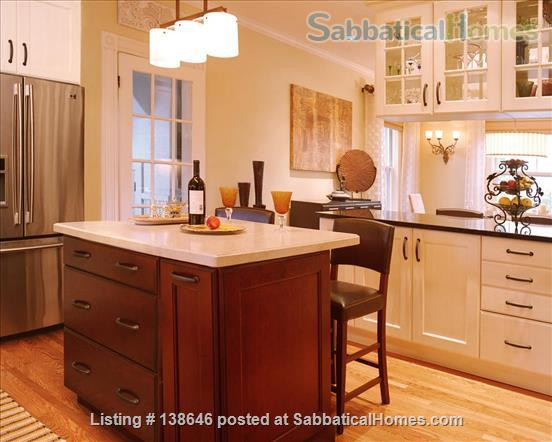 Gracious 3 Bedroom Home + Office, 10 minutes to Davis Square Home Rental in Somerville, Massachusetts, United States 3