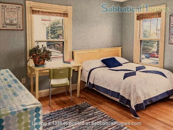 Gracious 3 Bedroom Home + Office, 10 minutes to Davis Square Home Rental in Somerville, Massachusetts, United States 7