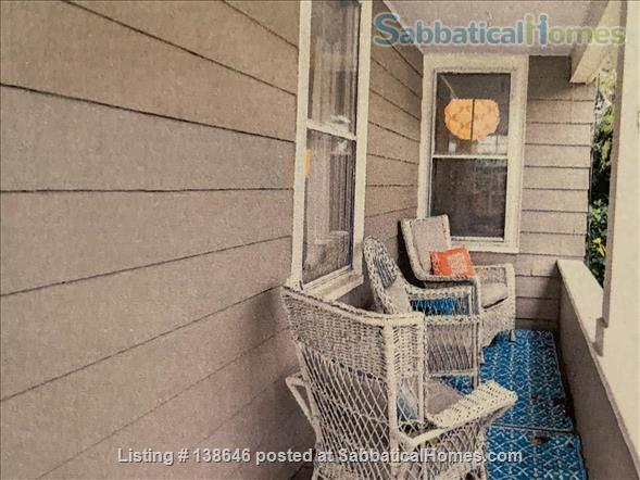 Gracious 3 Bedroom Home + Office, 10 minutes to Davis Square Home Rental in Somerville, Massachusetts, United States 8