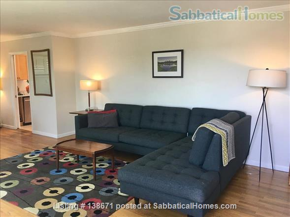 Lovely Mid Century Home With Spacious Patio, Yard, Views and Bonus Cat Home Rental in San Diego, California, United States 0