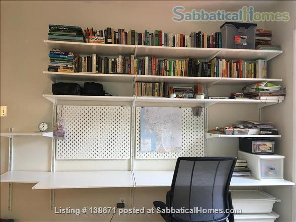 Lovely Mid Century Home With Spacious Patio, Yard, Views and Bonus Cat Home Rental in San Diego, California, United States 5