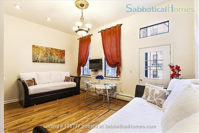 Harlem Treasure Home Rental in New York, New York, United States 0