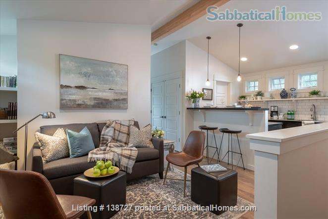 Capitol Hill Loft - Walking Distance to MSU Home Rental in Bozeman, Montana, United States 1