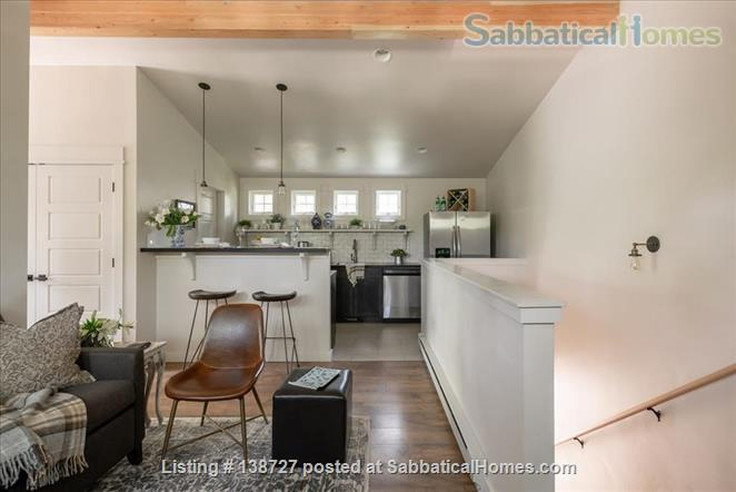 Capitol Hill Loft - Walking Distance to MSU Home Rental in Bozeman, Montana, United States 8