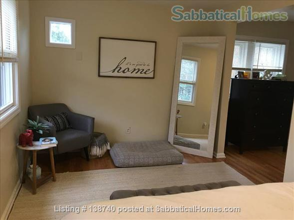 Fully-furnished 4 bedroom / 1.5 bedroom house with Utils and Wifi in North Haven, CT Home Rental in North Haven, Connecticut, United States 1