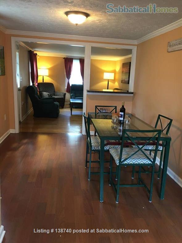 Fully-furnished 4 bedroom / 1.5 bedroom house with Utils and Wifi in North Haven, CT Home Rental in North Haven, Connecticut, United States 8