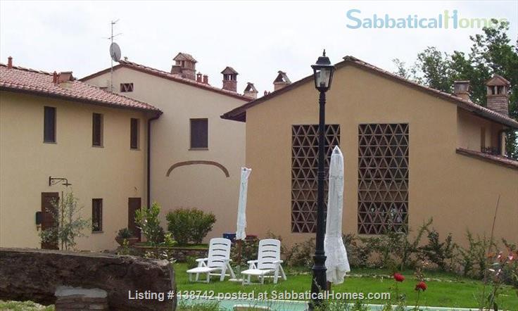 Condo in Tuscany  Home Rental in Montespertoli, Toscana, Italy 0