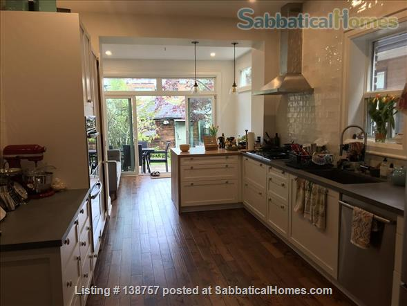 3 Bedroom Family-Friendly Victorian Home in Desirable Roncesvalles Village Home Rental in Toronto, Ontario, Canada 1