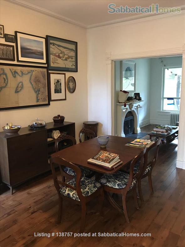 3 Bedroom Family-Friendly Victorian Home in Desirable Roncesvalles Village Home Rental in Toronto, Ontario, Canada 2