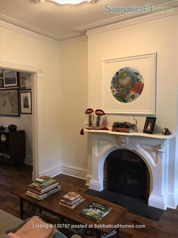 3 Bedroom Family-Friendly Victorian Home in Desirable Roncesvalles Village Home Rental in Toronto, Ontario, Canada 3