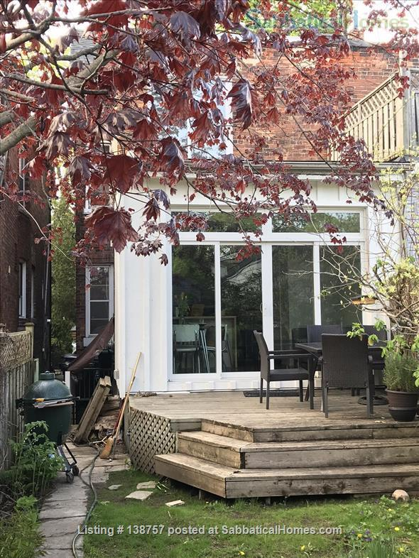 3 Bedroom Family-Friendly Victorian Home in Desirable Roncesvalles Village Home Rental in Toronto, Ontario, Canada 7