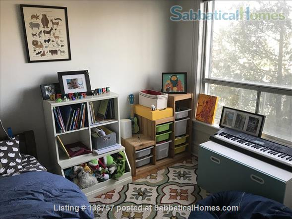 3 Bedroom Family-Friendly Victorian Home in Desirable Roncesvalles Village Home Rental in Toronto, Ontario, Canada 8