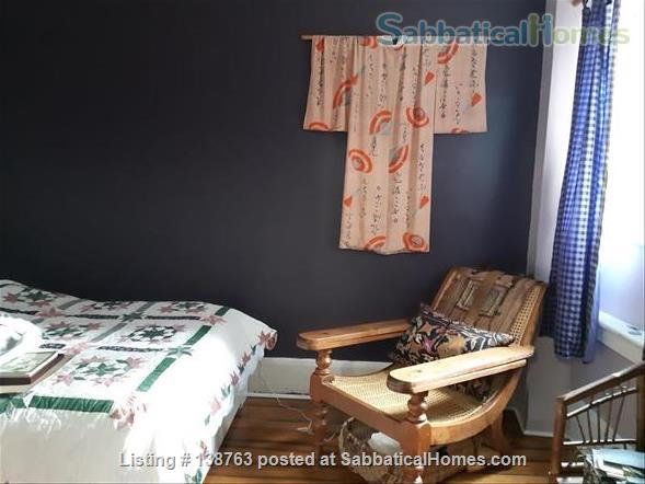 Attractive flat with garden, steps to subway Home Rental in Toronto, Ontario, Canada 3