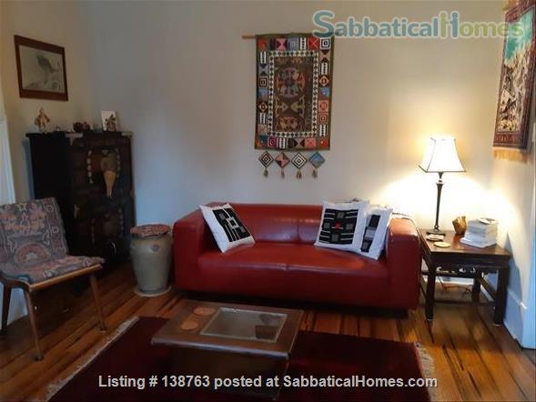 Attractive flat with garden, steps to subway Home Rental in Toronto, Ontario, Canada 4