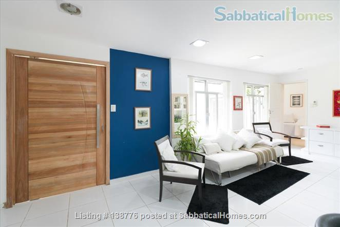 Studio in Gávea: very green and tranquility  Home Rental in Gávea, RJ, Brazil 1