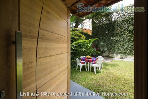 Studio in Gávea: very green and tranquility  Home Rental in Gávea, RJ, Brazil 2