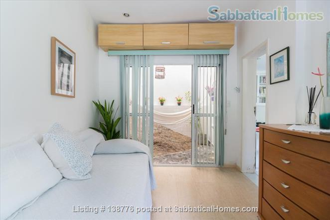 Studio in Gávea: very green and tranquility  Home Rental in Gávea, RJ, Brazil 7