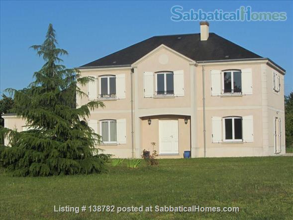 Orléans-Olivet 5 bedroom house (160 m2) near Orleans-La source University Home Rental in Olivet, Centre-Val de Loire, France 1