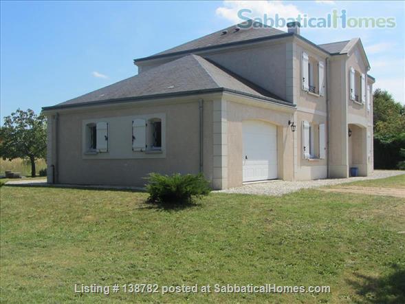 Orléans-Olivet 5 bedroom house (160 m2) near Orleans-La source University Home Rental in Olivet, Centre-Val de Loire, France 0