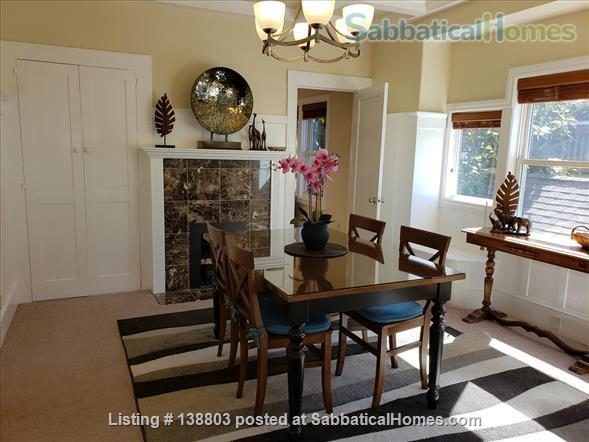 Heart of Elmwood ~  Location is Everything! All Inclusive Turn-key solution for visiting professionals! Home Rental in Berkeley, California, United States 2
