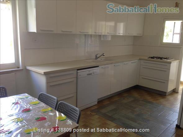 Spacious and quiet penthouse in Old Katamon Home Rental in Jerusalem, Jerusalem District, Israel 0
