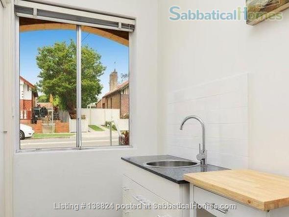 Cosy, Convenient Studio in Sydney's Little Italy Home Rental in Haberfield, NSW, Australia 2