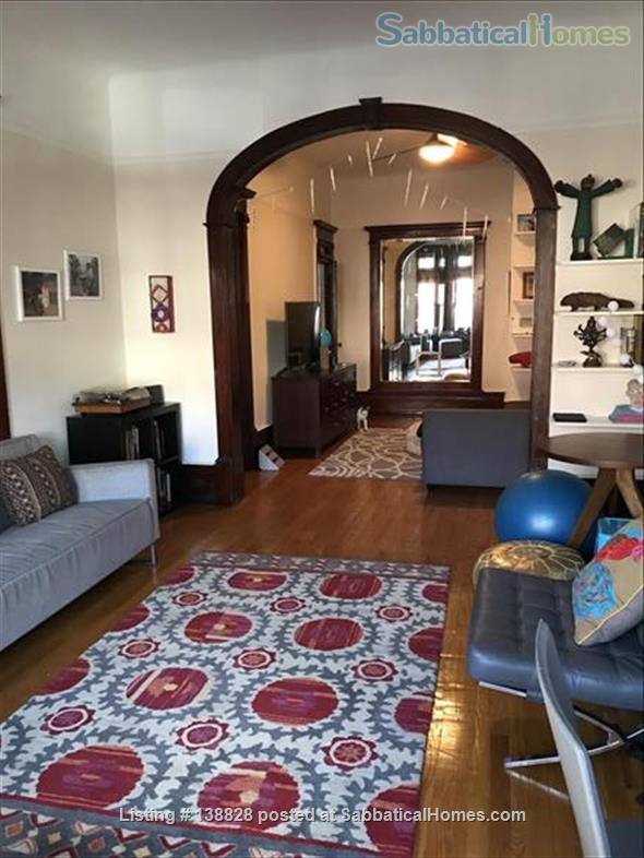 Beautiful Crown Heights Duplex for Rent, Jan 1 - June 1 2021 Home Rental in Crown Heights, New York, United States 0
