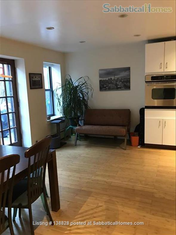 Beautiful Crown Heights Duplex for Rent, Jan 1 - June 1 2021 Home Rental in Crown Heights, New York, United States 4