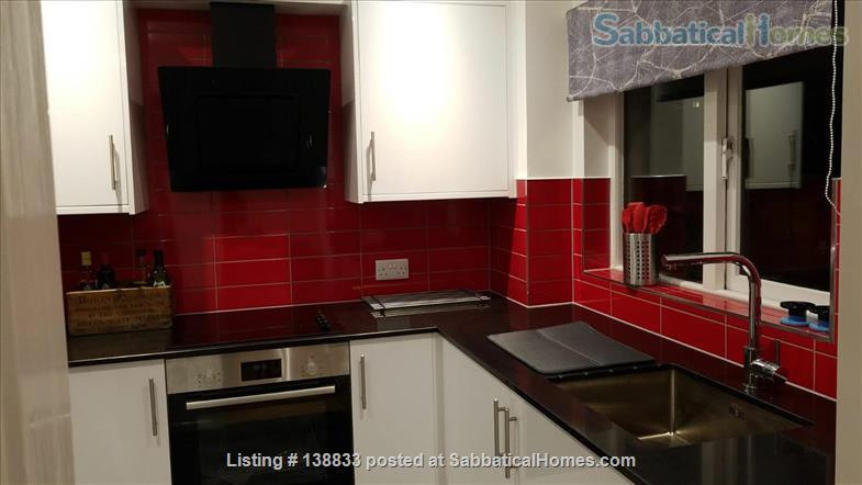 Cozy Academic Pied-à-Terre near Canary Wharf Home Rental in Greater London, England, United Kingdom 8