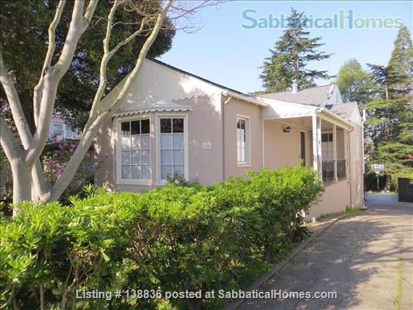 2 bedroom house/apt.  Home Rental in Berkeley, California, United States 1