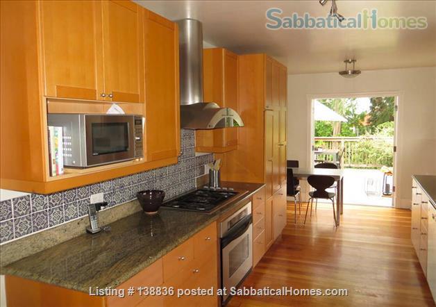 2 bedroom house/apt.  Home Rental in Berkeley, California, United States 8