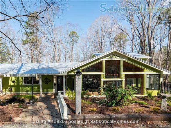 Elegant Rustic Retreat Home Rental in Pittsboro, North Carolina, United States 0