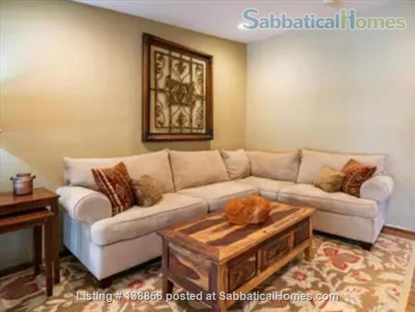 Elegant Rustic Retreat Home Rental in Pittsboro, North Carolina, United States 6
