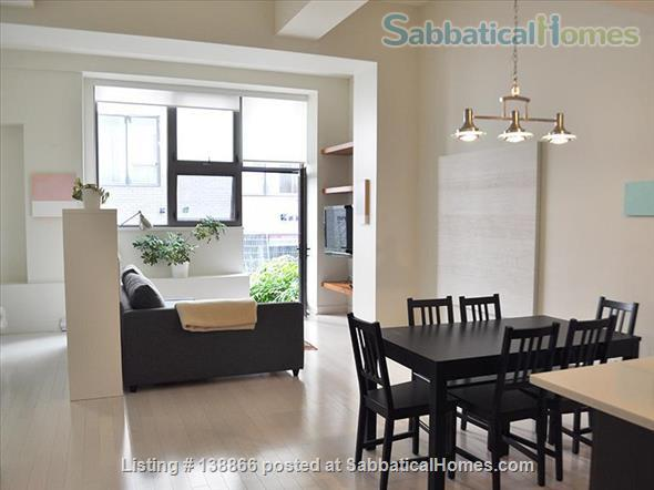 PLATEAU/MILE END LOFT – 16' HIGH CEILINGS Home Rental in Montreal, Quebec, Canada 3