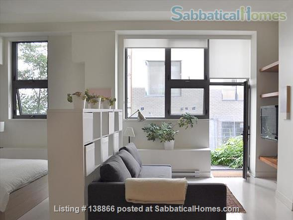 PLATEAU/MILE END LOFT – 16' HIGH CEILINGS Home Rental in Montreal, Quebec, Canada 4