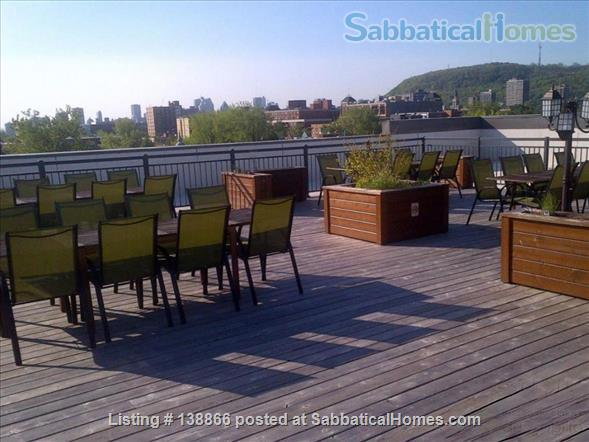 PLATEAU/MILE END LOFT – 16' HIGH CEILINGS Home Rental in Montreal, Quebec, Canada 8