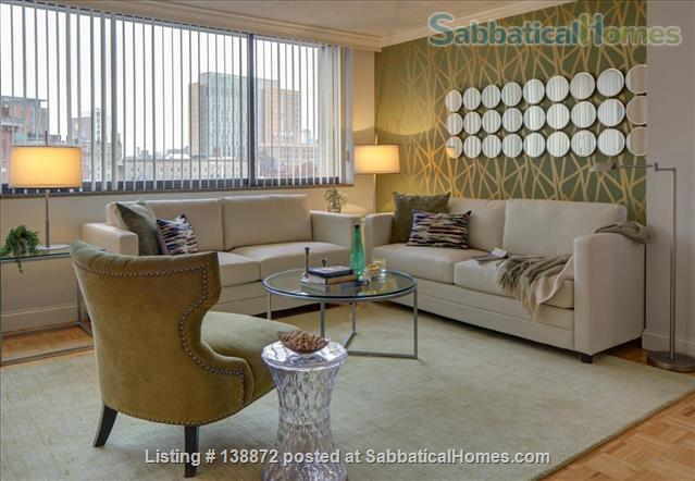 Furnished & Spacious Boston Apartment - Nearby All Major Universities Home Rental in Boston, Massachusetts, United States 1