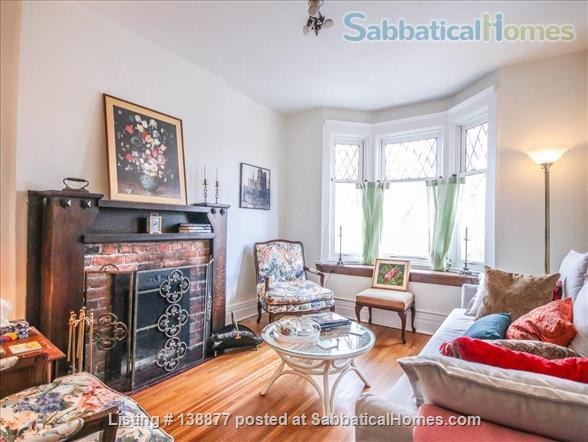 All Inclusive - Beautiful Century Home 2 level apartment in High Park North Home Rental in Toronto, Ontario, Canada 1