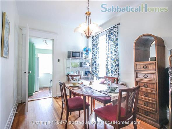 All Inclusive - Beautiful Century Home 2 level apartment in High Park North Home Rental in Toronto, Ontario, Canada 0